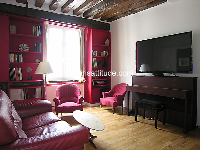 Apartment 2 Bedroom 56 m² Le Marais