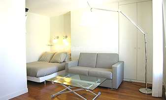 Rent Apartment Studio 29m² rue Montmartre, 2 Paris