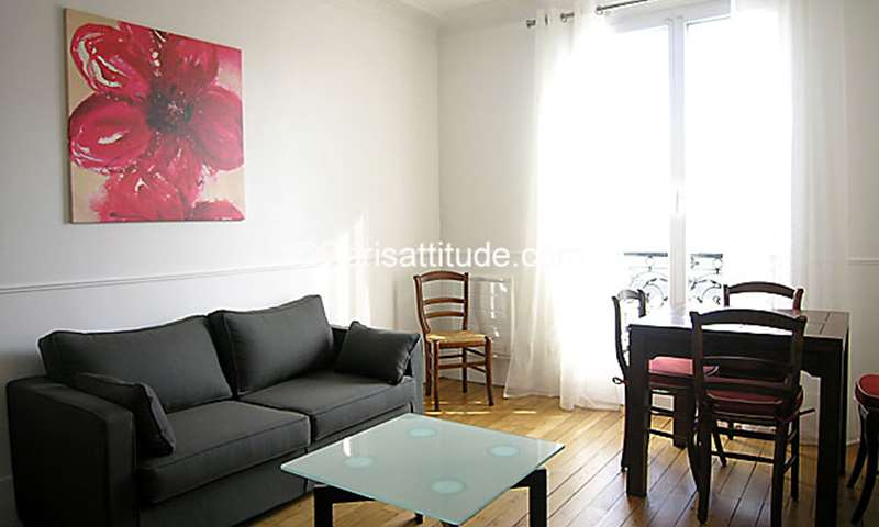 Rent Apartment 2 Bedrooms 50m² rue d Arsonval, 15 Paris
