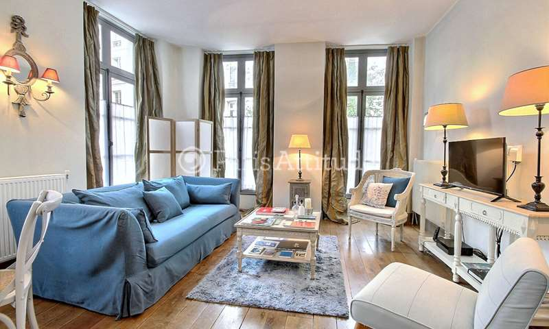 Rent Apartment 2 Bedroom 60m² rue de Clery, 75002 Paris