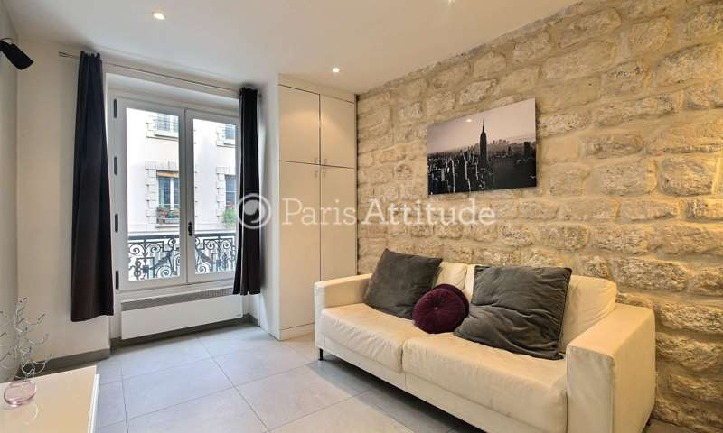 Rent Apartment 1 Bedroom 34m² rue du Fer a Moulin, 75005 Paris