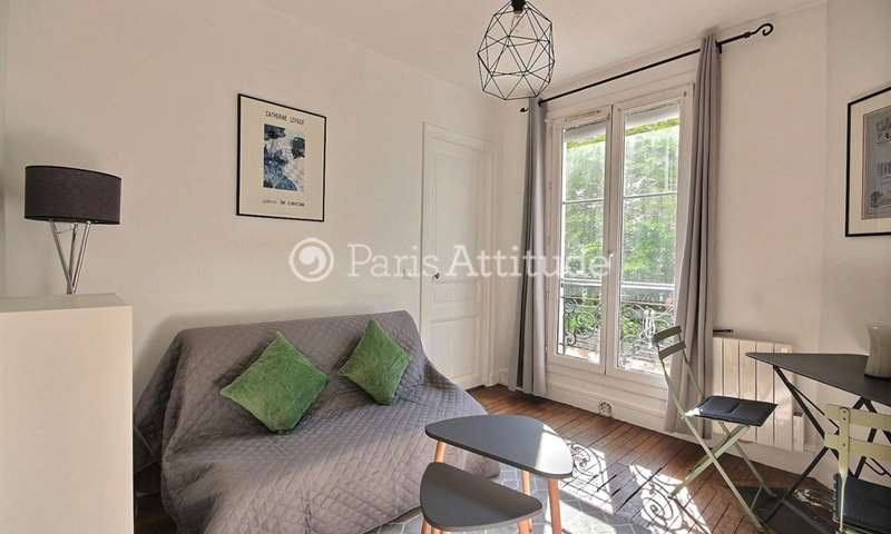 Rent Apartment 1 Bedroom 28m² rue de Madagascar, 12 Paris
