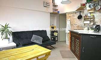 Rent Apartment 1 Bedroom 32m² rue des Blancs Manteaux, 4 Paris