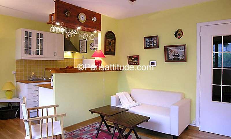 Rent Apartment Studio 30m² rue La Quintinie, 75015 Paris