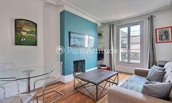Aluguel Apartamento 1 quarto 43m² rue Marius Aufan, 92300 Levallois Perret