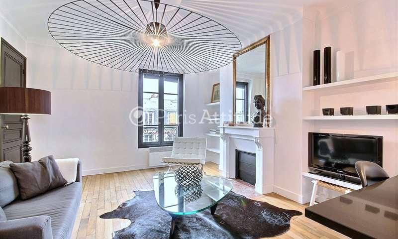Rent Apartment 1 Bedroom 42m² rue Saint Dominique, 7 Paris