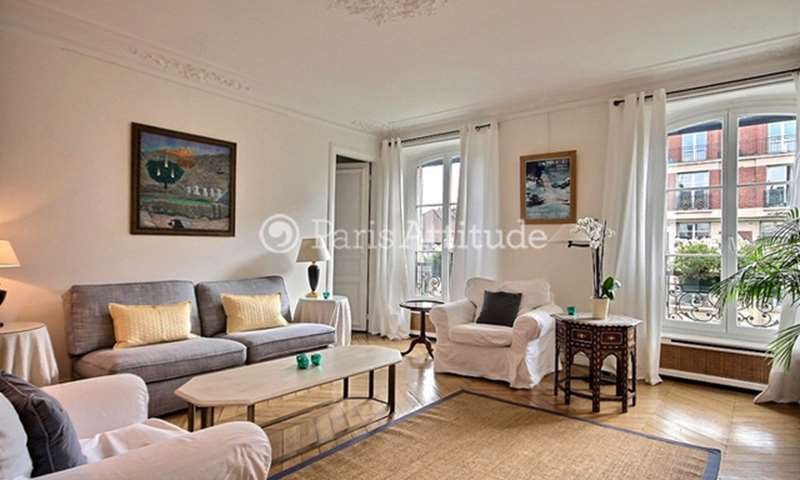 Rent Apartment 2 Bedroom 93m² boulevard Malesherbes, 75017 Paris