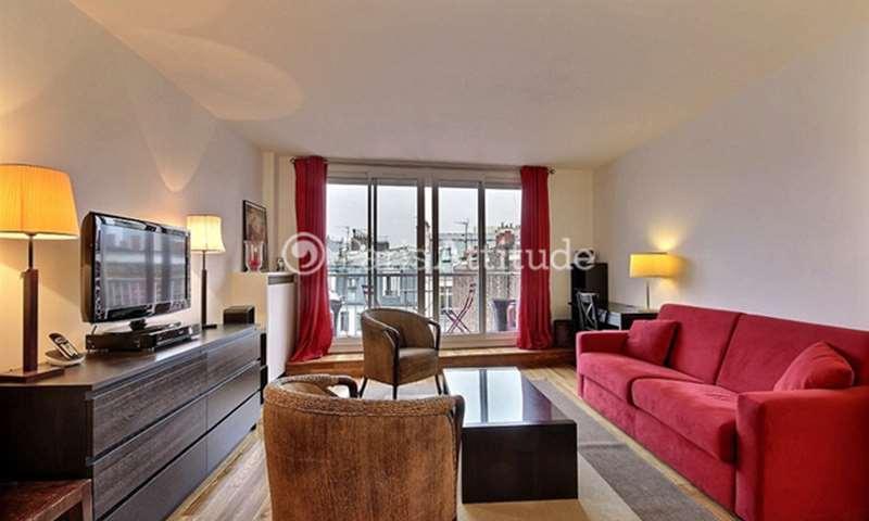 Rent Apartment Studio 33m² rue Lauriston, 75016 Paris