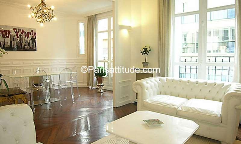 Rent Apartment 1 Bedroom 63m² rue Paul Sauniere, 16 Paris