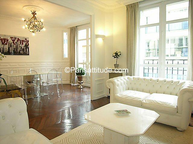 Rent furnished Apartment 1 Bedroom 63m² rue Paul Sauniere, 75016 Paris