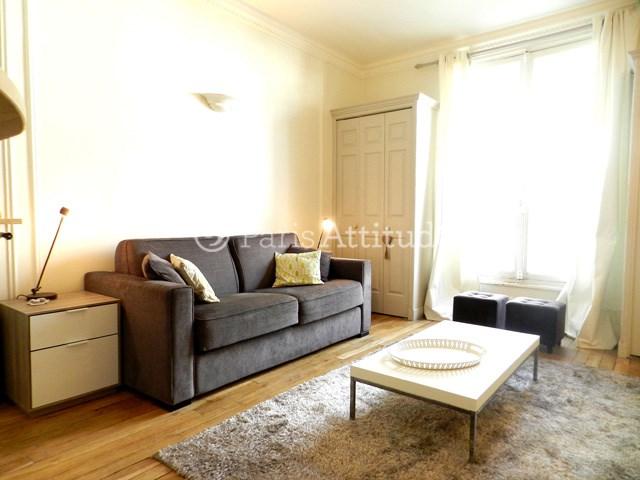 Location Appartement Studio 25m² rue Troyon, 75017 Paris