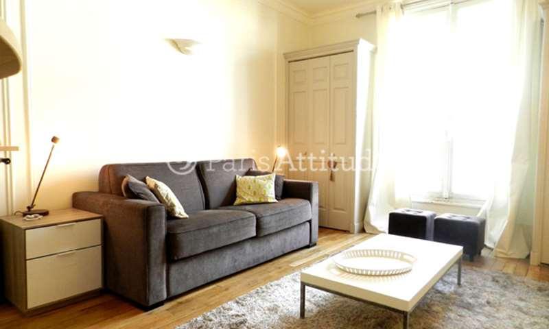 Rent Apartment Studio 25m² rue Troyon, 17 Paris