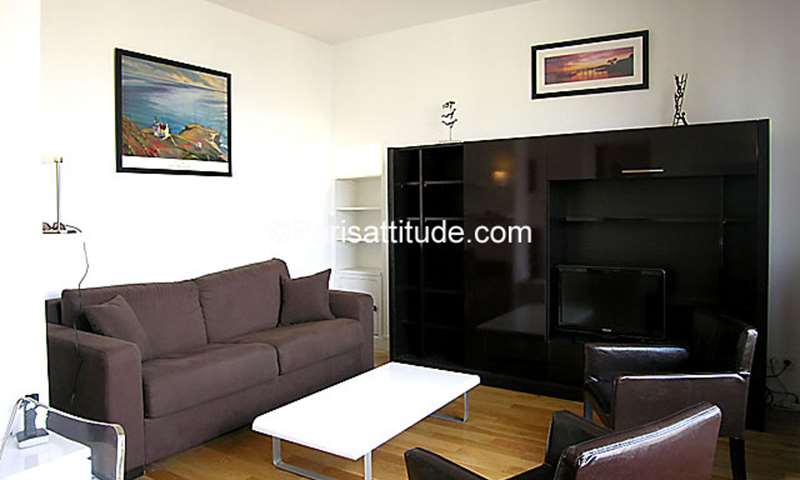 Rent Apartment 1 Bedroom 50m² avenue Paul Doumer, 16 Paris