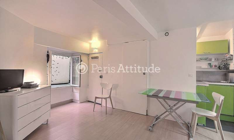 Rent Apartment Studio 21m² rue de Clery, 75002 Paris