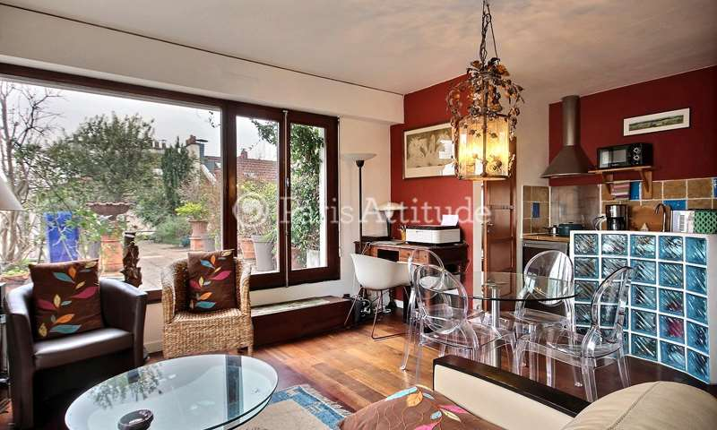 Rent Apartment 1 Bedroom 40m² rue Mornay, 4 Paris
