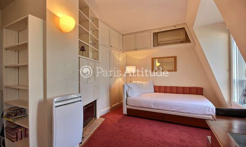 Rent Apartment Studio 18m² avenue Gambetta, 20 Paris