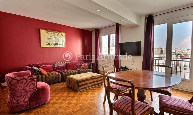 Rent Apartment 2 Bedroom 75m² rue Letellier, 75015 Paris