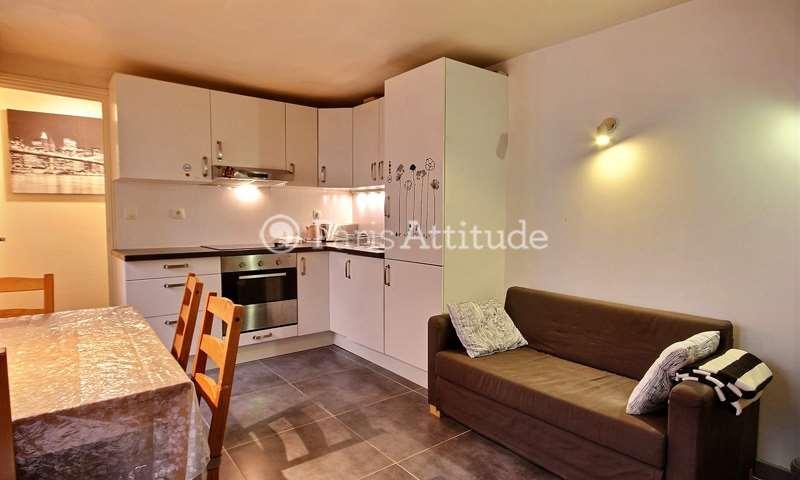 Rent Apartment 1 Bedroom 30m² rue Notre Dame de Nazareth, 3 Paris