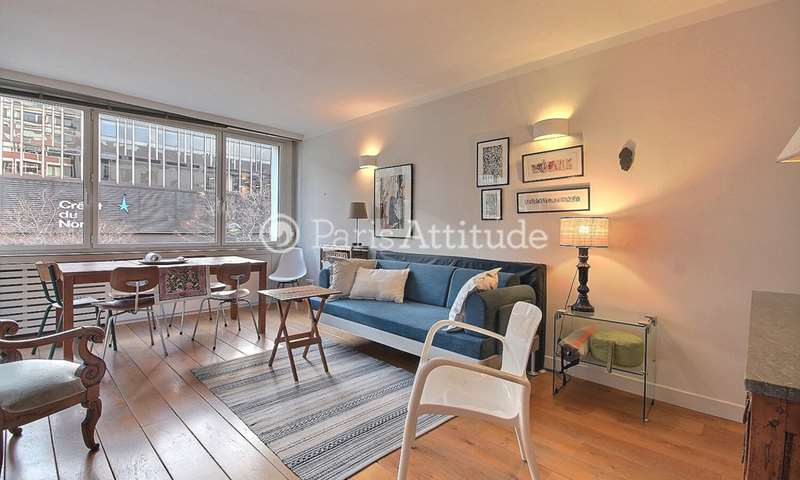 Rent Apartment 1 Bedroom 80m² rue de l Arrivee, 15 Paris