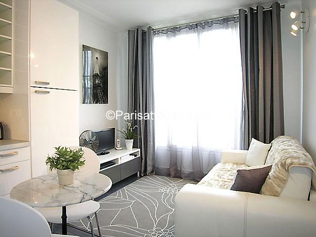 Rent Apartment Studio 19m² rue de Vaugirard, 75015 Paris