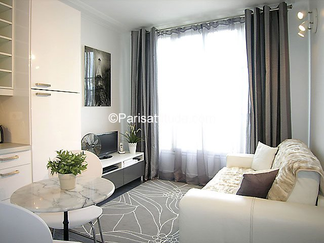 Aluguel Apartamento mobiliado Quitinete 19m² rue de Vaugirard, 75015 Paris
