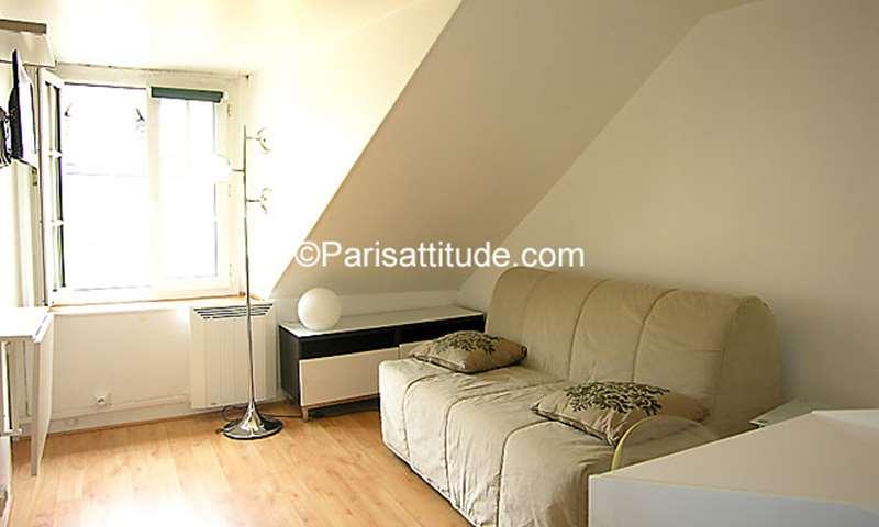 Aluguel Apartamento Quitinete 15m² rue Montalivet, 8 Paris
