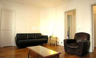Location Appartement 2 Chambres 53m² rue de la Croix Nivert, 15 Paris