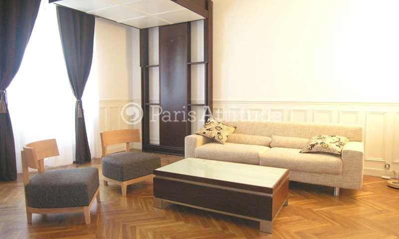 Aluguel Apartamento Quitinete 40m² rue Kepler, 75016 Paris