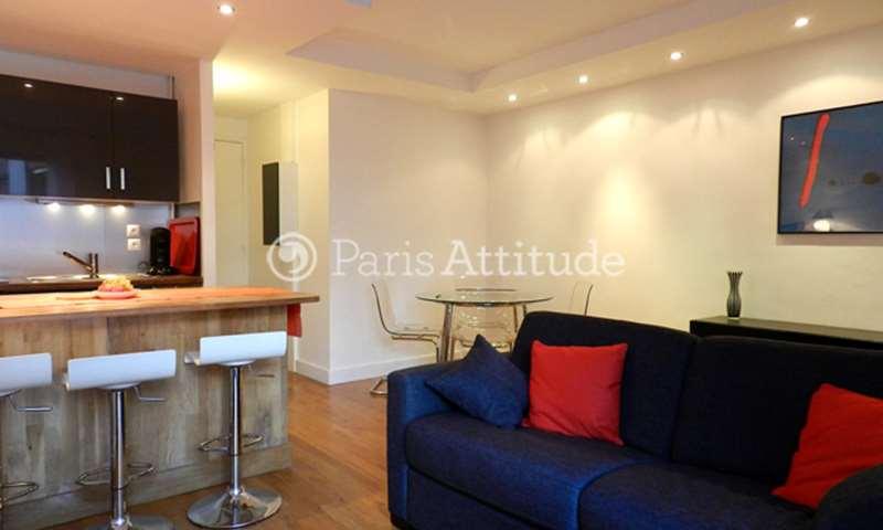 Aluguel Apartamento 1 quarto 38m² rue du Chemin Vert, 11 Paris