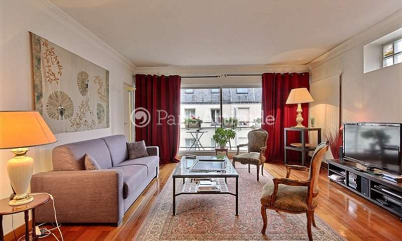 Rent Apartment 1 Bedroom 64m² rue du Pas de la Mule, 75004 Paris