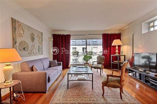 Rent furnished Apartment 1 Bedroom 64m² rue du Pas de la Mule, 75004 Paris