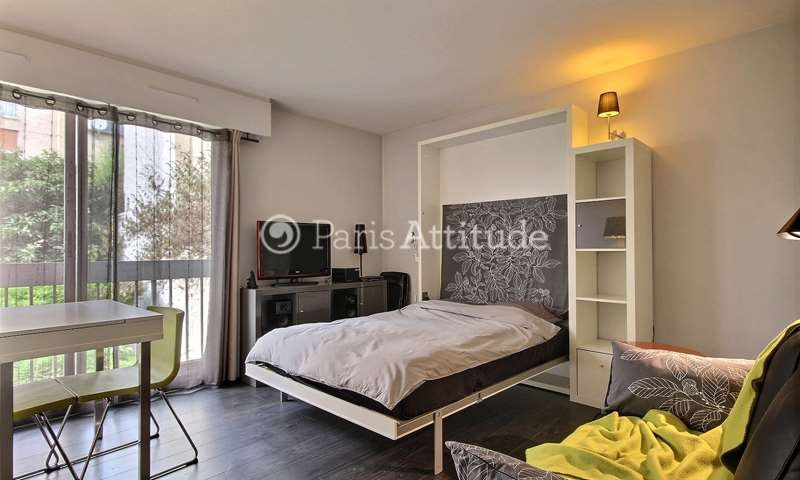 Rent Apartment Studio 29m² rue Alibert, 75010 Paris