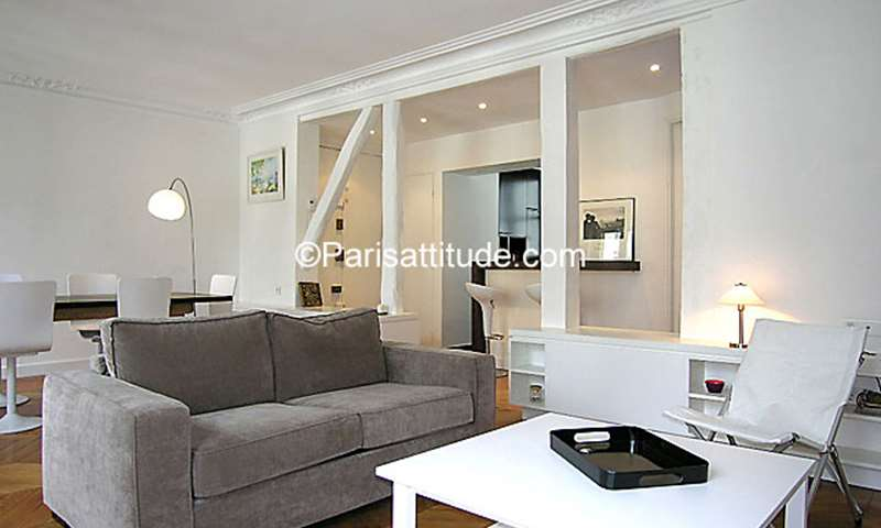 Rent Apartment 1 Bedroom 54m² rue de Douai, 9 Paris
