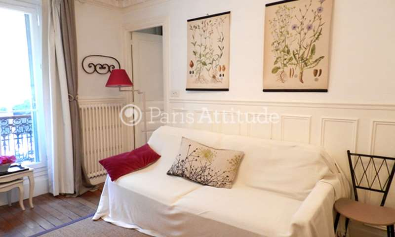 Location Appartement 2 Chambres 51m² avenue de La Bourdonnais, 7 Paris