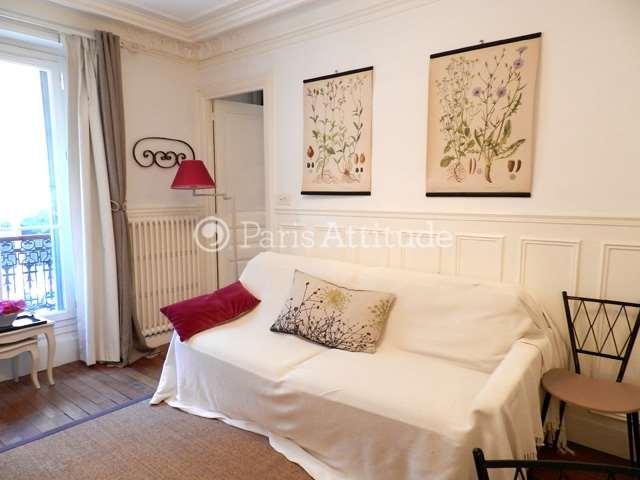 Louer Appartement meublé 2 Chambres 51m² avenue de La Bourdonnais, 75007 Paris