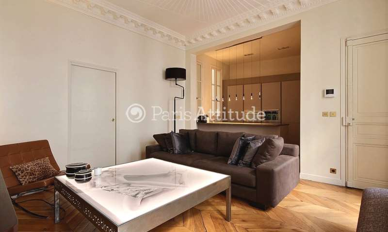 Rent Apartment 1 Bedroom 63m² rue Saint Honore, 1 Paris
