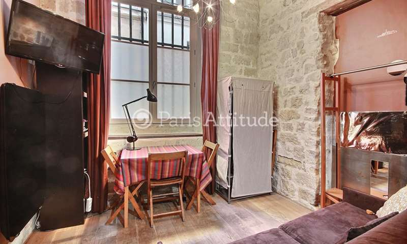 Rent Apartment 1 Bedroom 21m² rue Saint Joseph, 75002 Paris