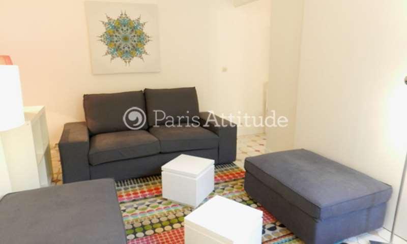 Aluguel Apartamento 1 quarto 30m² rue Valadon, 75007 Paris