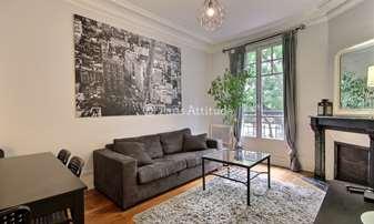 Rent Apartment 1 Bedroom 50m² rue Balard, 15 Paris