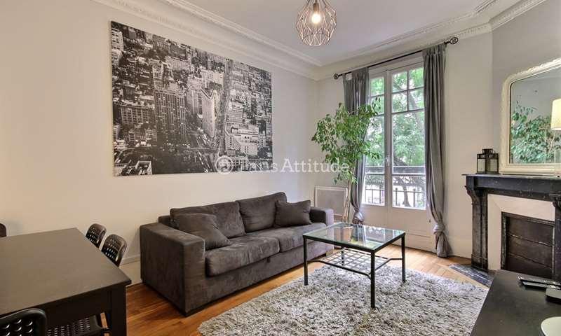 Rent Apartment 1 Bedroom 50m² rue Balard, 75015 Paris