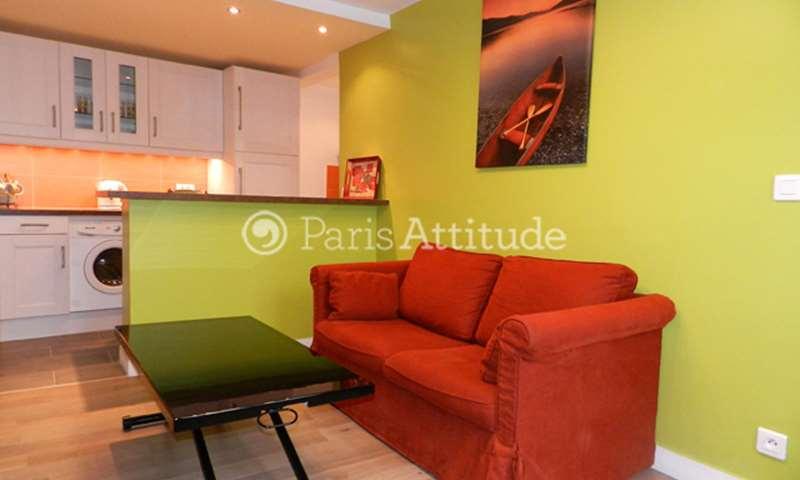 Location Appartement 1 Chambre 38m² rue du Dragon, 6 Paris