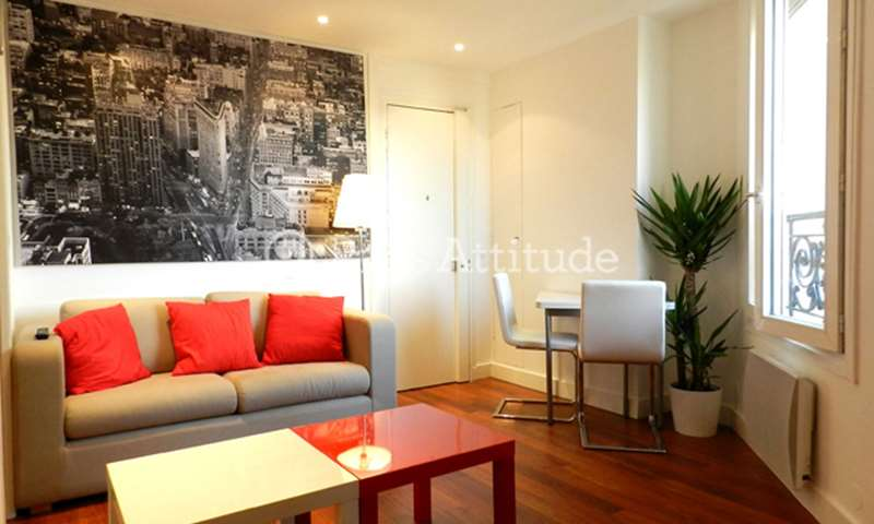 Rent Apartment 1 Bedroom 30m² rue Saint Charles, 15 Paris