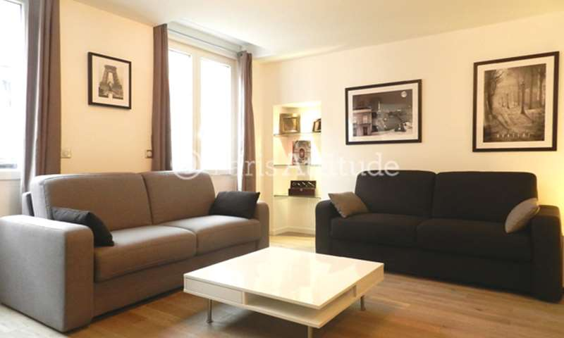 Rent Apartment Studio 29m² rue Poissonniere, 2 Paris