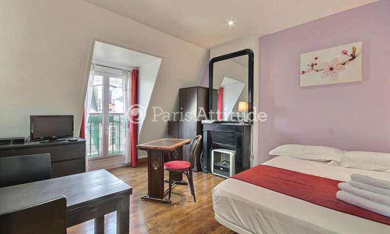 Rent Apartment Studio 20m² avenue de Flandre, 19 Paris