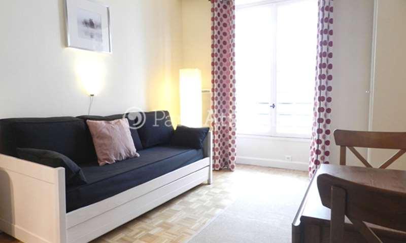 Rent Apartment Studio 18m² rue de Jarente, 75004 Paris