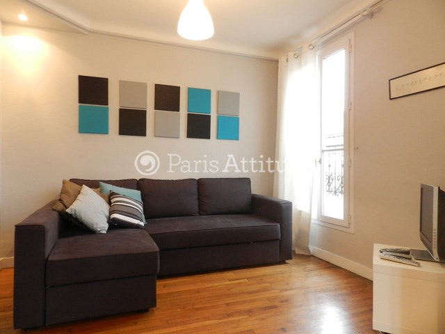 Rent Apartment 1 Bedroom 40m² rue Jean Maridor, 75015 Paris