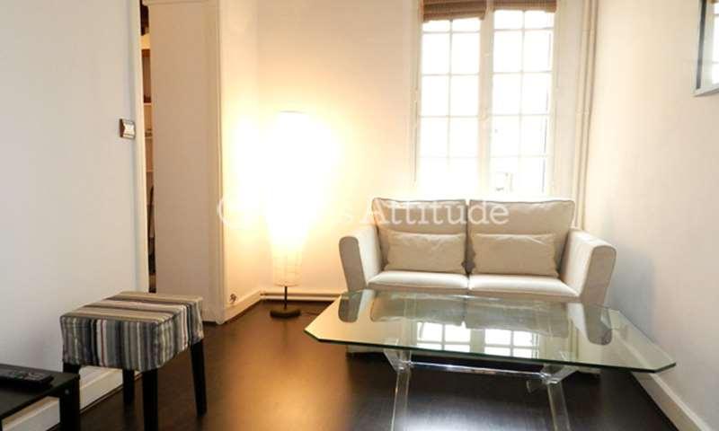 Rent Apartment 1 Bedroom 30m² rue de Sevres, 75007 Paris