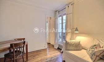 Rent Apartment 1 Bedroom 32m² rue Camille Tahan, 18 Paris