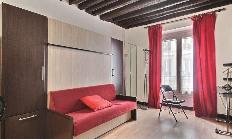 Location Appartement Studio 25m² rue du Faubourg Du Temple, 75010 Paris