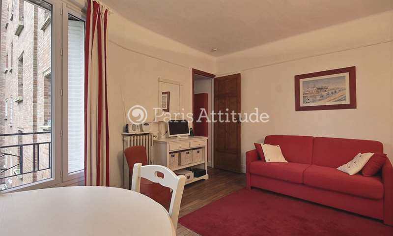 Rent Apartment 1 Bedroom 35m² Villa Dury Vasselon, 20 Paris